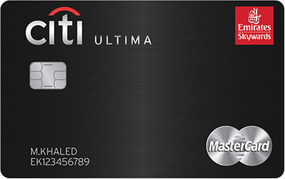 Citi Ultima Credit Card