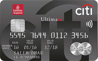 Citi Ultimate Credit Card
