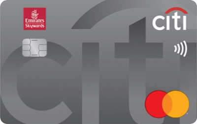 EMIRATES CITIBANK WORLD CREDIT CARD - CITIBANK UAE