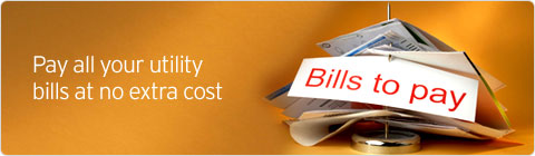 pay utility bills with credit card