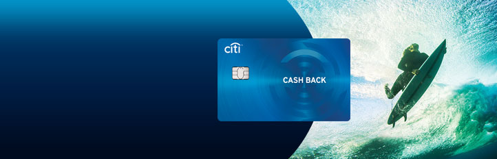 Apply for Citi Cash Back Credit Cards and get unlimited, automatic cashback on all you spends.