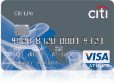 Citi life platinum visa credit citibank uae a world of benefits on one card free movies dining offers free lounge access and much more reheart Images