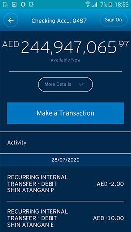Citibank Check Balance >> Citi Mobile App   Citibank UEA